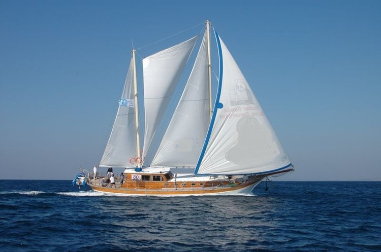Discover Turkey in style boating on this amazing gulet rental