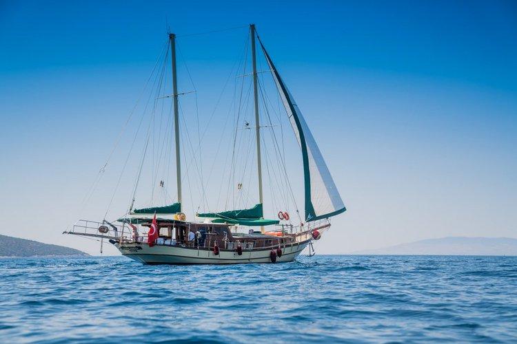 Boat for rent Custom 75.0 feet in Bodrum Marina, Turkey