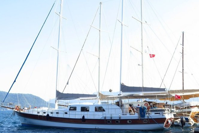 Enjoy luxury and comfort  aboard this 79 ft gulet