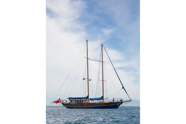 Custom's 79.0 feet in Bodrum