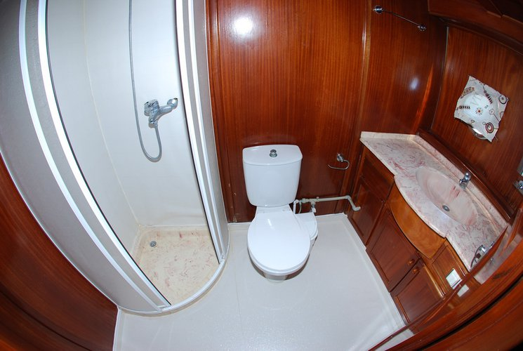 Gulet boat for rent in Marmaris