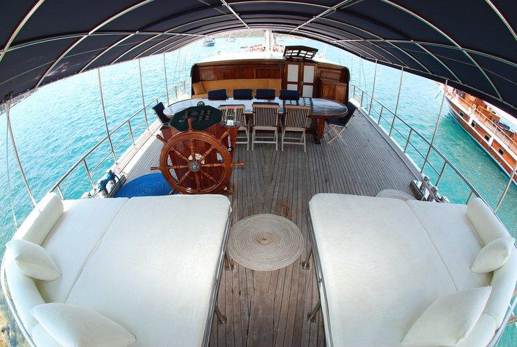 Boat for rent Custom 98.0 feet in Marmaris, Turkey