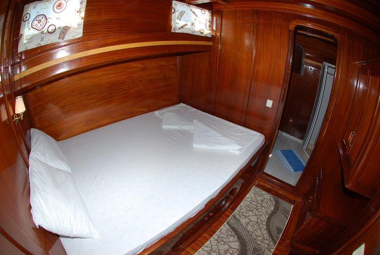 Gulet boat rental in Marmaris, Turkey