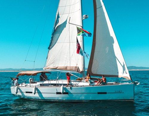 Flotilla Holidays in  South Portugal