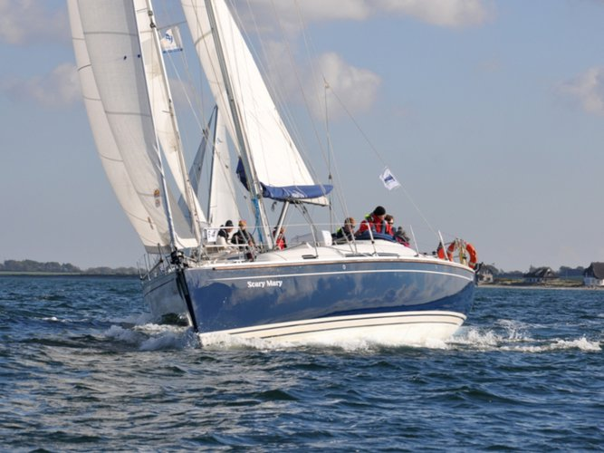 The best way to experience Stralsund, DE is by sailing