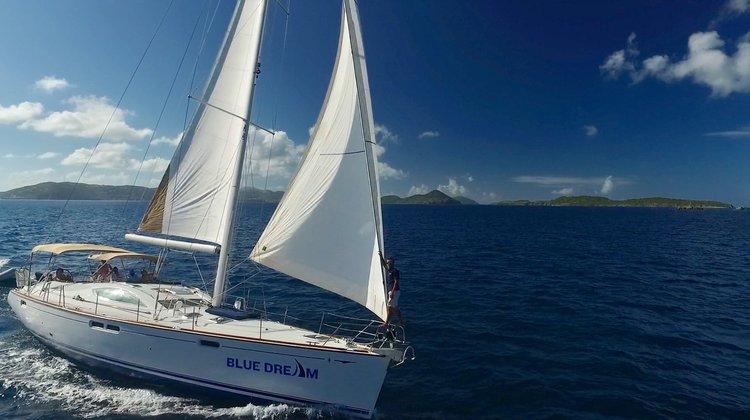Jeanneau's 54.0 feet in St. Thomas