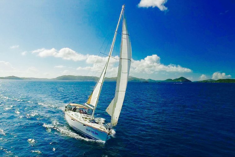 Jeanneau boat for rent in St. Thomas