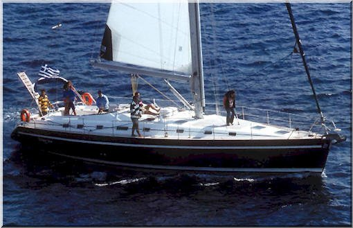 This sailboat charter is perfect to enjoy Milazzo
