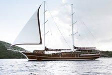 Discover Tureky in style boating on this luxurious gulet charter