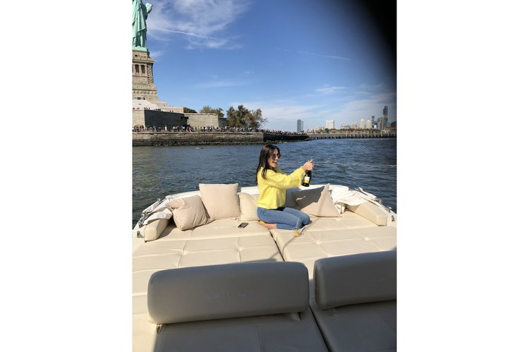 Boat rental in NYC, NY