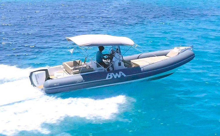 BWA 26 Sport GT for RENT in Ibiza Island , Spain