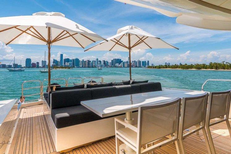 Boat for rent Leopard 101.0 feet in Palm Beach Docks, FL