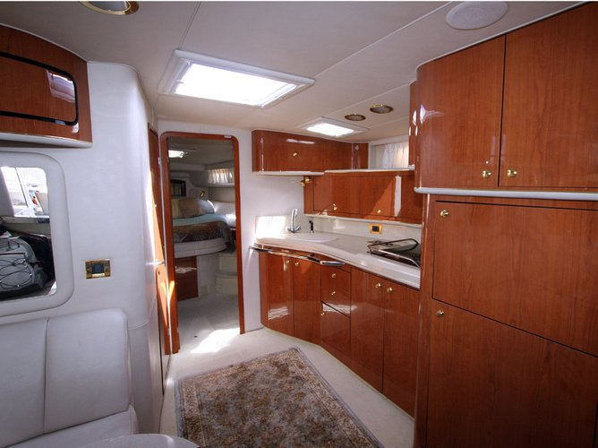 Sea Ray boat for rent in Red Hook
