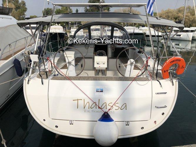Enjoy luxury and comfort on this Bavaria Yachtbau Bavaria Cruiser 51 in Athens