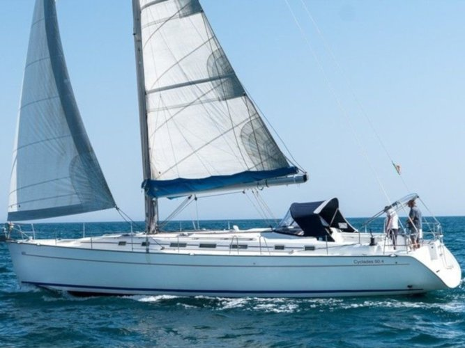 Ibiza, ES sailing at its best