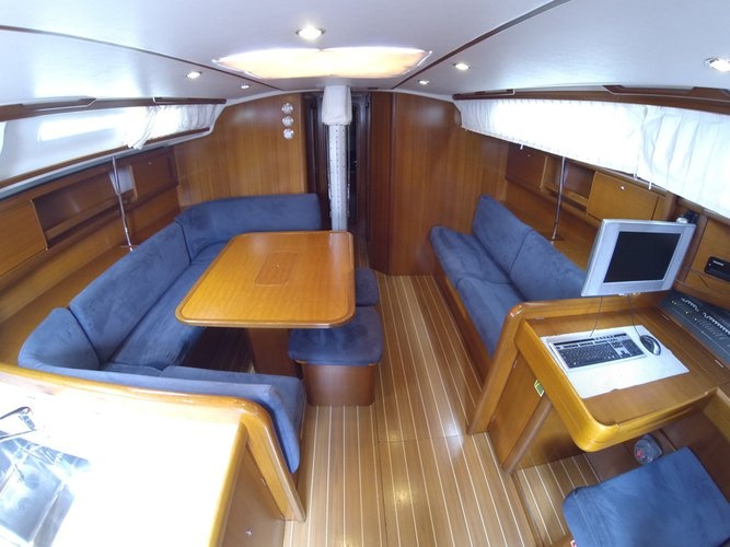 Boat for rent Cantiere Del Pardo (Grand Soleil) 48.0 feet in Marina Mandalina, Sibenik, Croatia