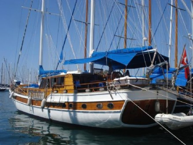 Have an unique experience on this amazing gulet