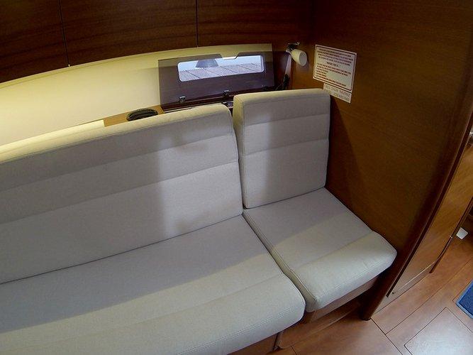 Discover Šibenik region surroundings on this Dufour 350 GL Dufour Yachts boat