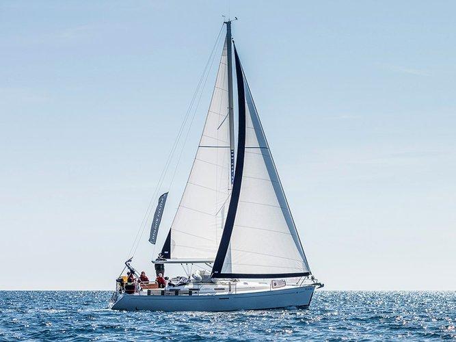 Dufour Yachts boat for rent in Šibenik region
