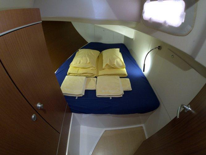 Boat for rent Hanse Yachts 44.0 feet in Marina Mandalina, Sibenik, Croatia