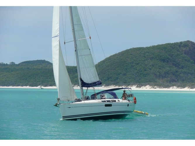 Climb aboard this Jeanneau Sun Odyssey 44 i for an unforgettable experience