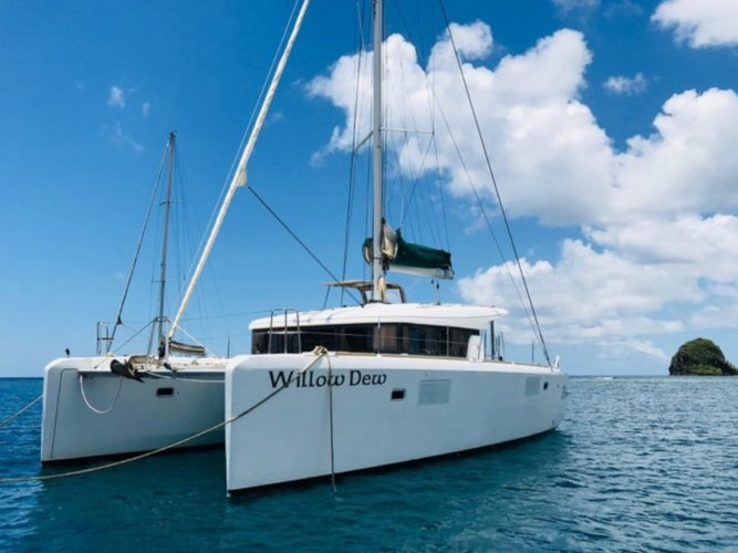 The best way to experience St Vincent is by sailing