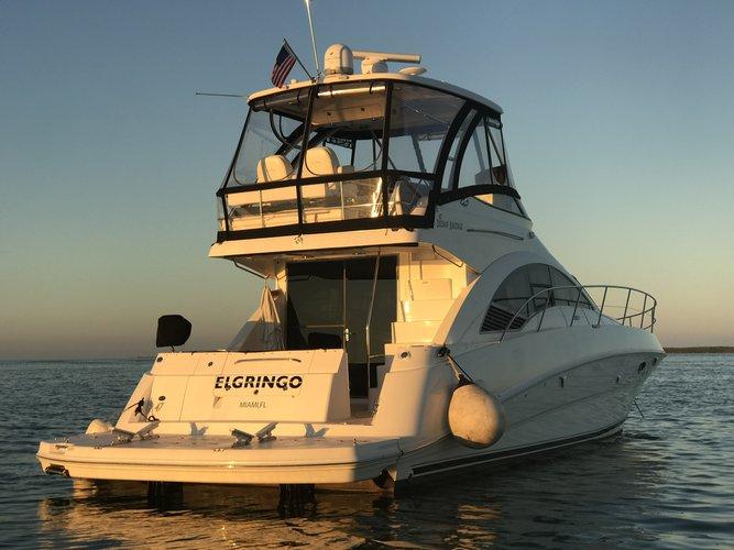 47.0 feet SeaRay in great shape