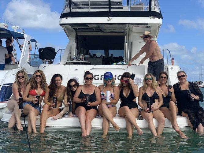 Boat for rent SeaRay 47.0 feet in 848 Brickell key drive, FL