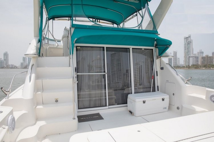 Boat for rent Sea Ray 45.0 feet in 55 Avenida, Colombia