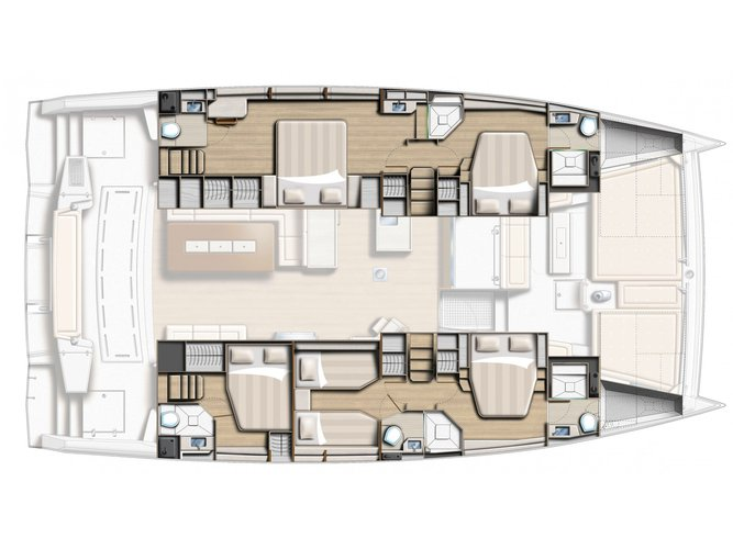 Hop aboard this amazing sailboat rental in Siracusa !