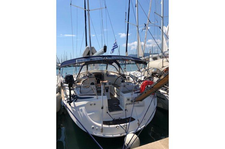 Boat rental in Lefkada,