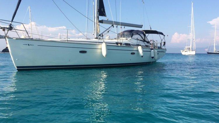 Bavaria Yachtbau's 46.6 feet in Lefkada