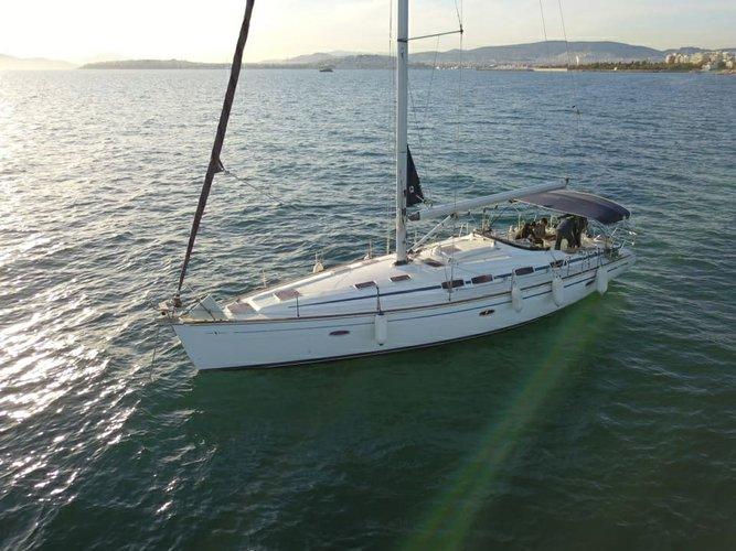 Amazing experience on this beautiful Bavaria Yachtbau Bavaria Cruiser in Greece