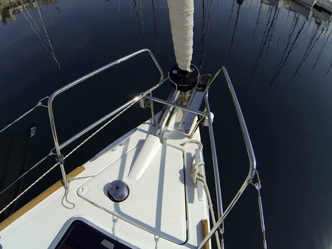 Boating is fun with a Beneteau in Šibenik region