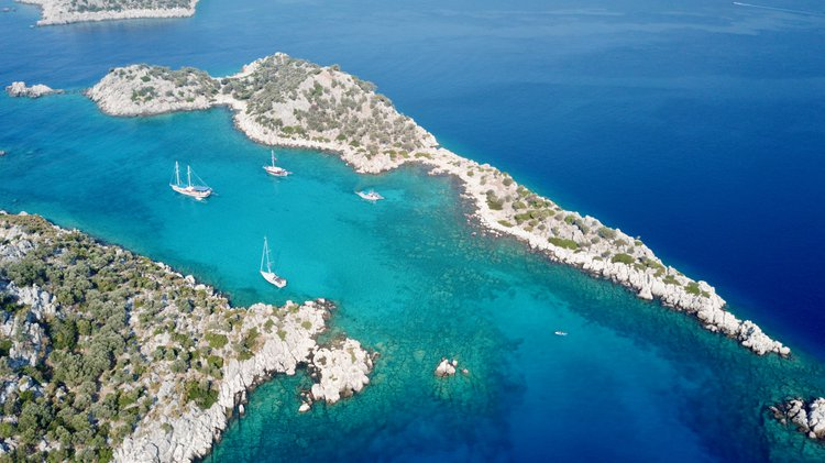 Boating is fun with a Beneteau in Mediterranean
