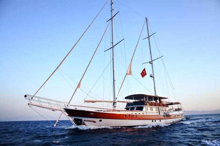 Boat for rent Custom 101.0 feet in Bodrum Marina, Turkey