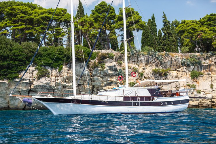 Boating is fun with a Gulet in Split