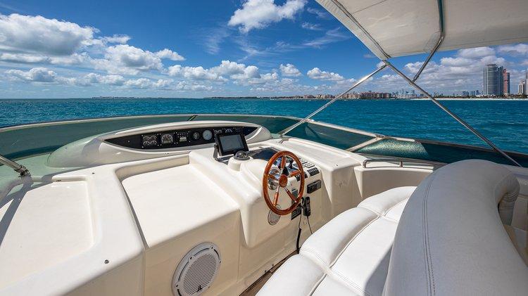 Azimut's 80.0 feet in Miami