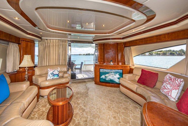 Flybridge boat rental in Sea Isle Marina & Yachting Center, FL