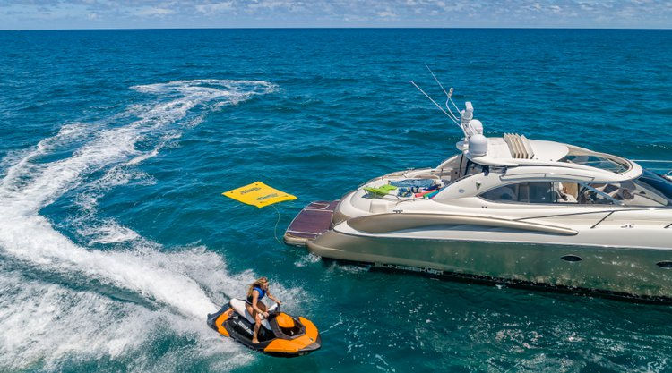 Boating is fun with a Sunseeker in Miami