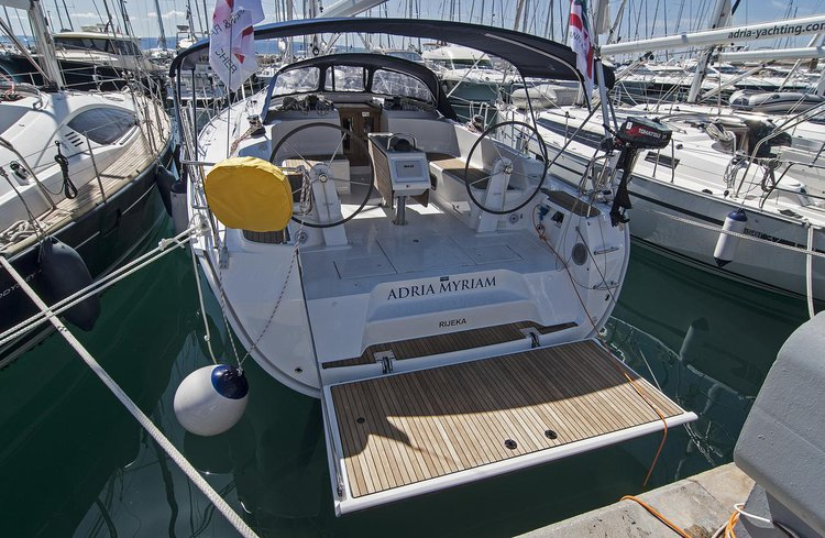 Unique experience on this beautiful Bavaria Yachtbau Bavaria Cruiser 46