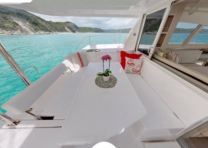 Catamaran boat rental in Nelson's Dockyard  English Harbour  Antigua,, Antigua & Barbuda