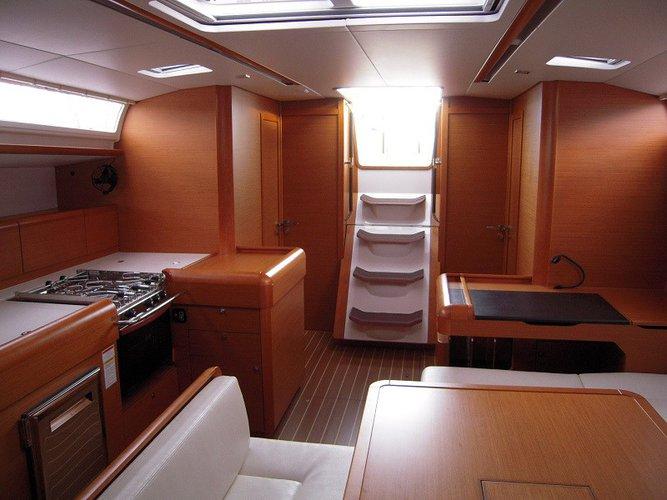 Boat for rent Sunsail 50.0 feet in Wickhams Cay II Marina, British Virgin Islands