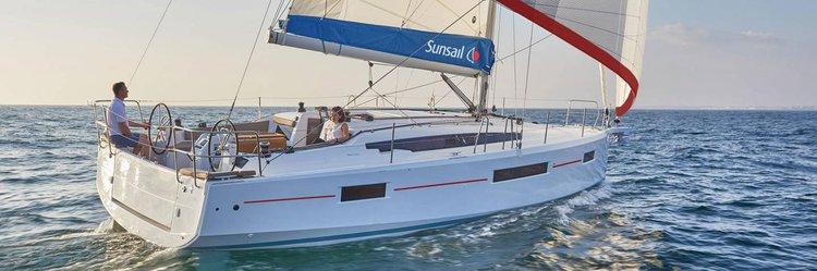 Boat for rent Sunsail 40.0 feet in Wickhams Cay II Marina, British Virgin Islands