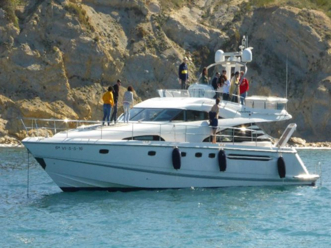 Discover Denia in style boating on this motor boat rental