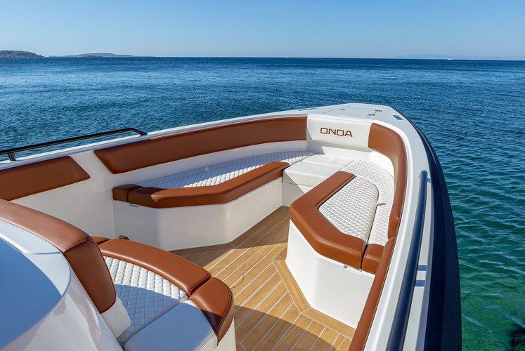 Boat for rent Magna 36.11 feet in Agios Kosmas Marina, Greece