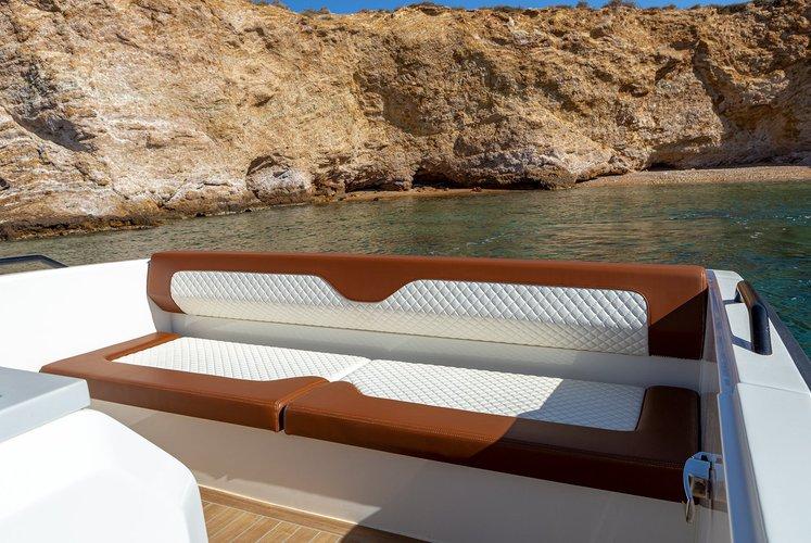 Motor boat boat rental in Agios Kosmas Marina, Greece