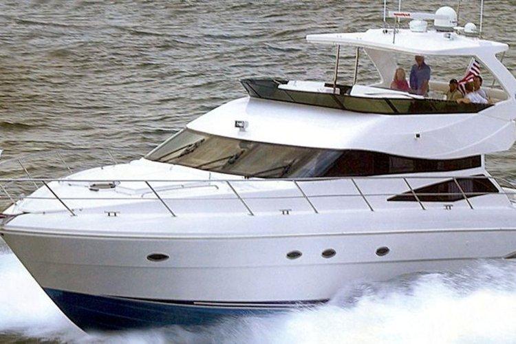 Luxury Motoryacht Rental