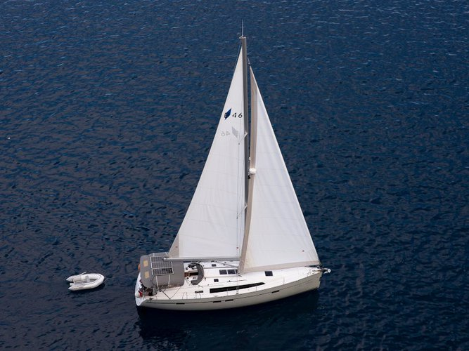 Relax on board our sailboat charter in Fethiye