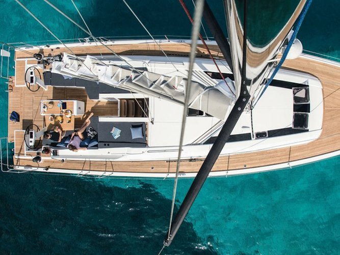 Take this Beneteau Oceanis 51.1 for a spin!